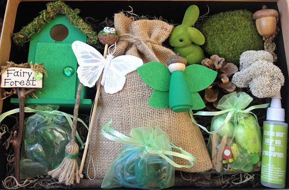 fairy garden kit (customized)