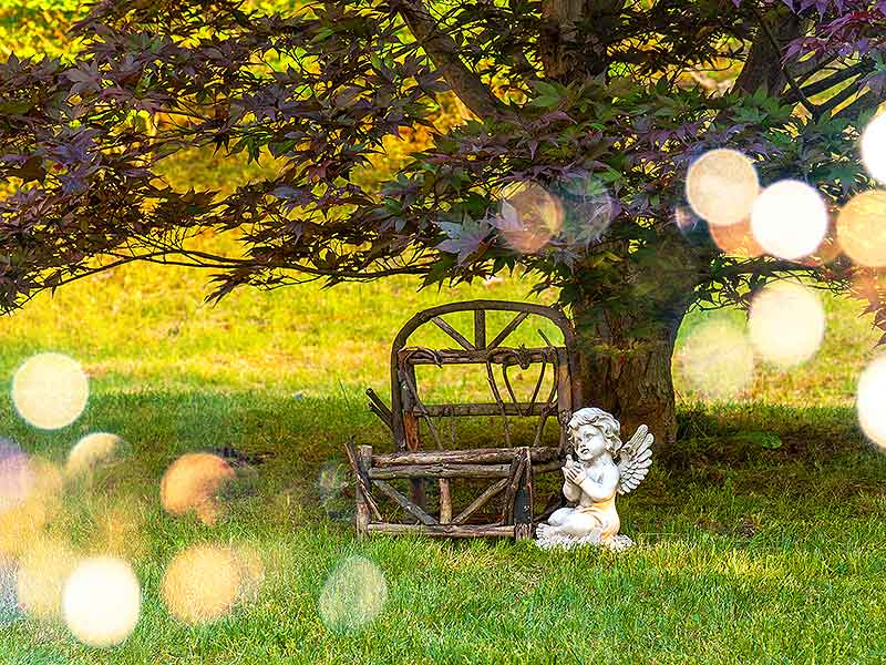 Bestselling Fairy Benches and Outdoor Furniture