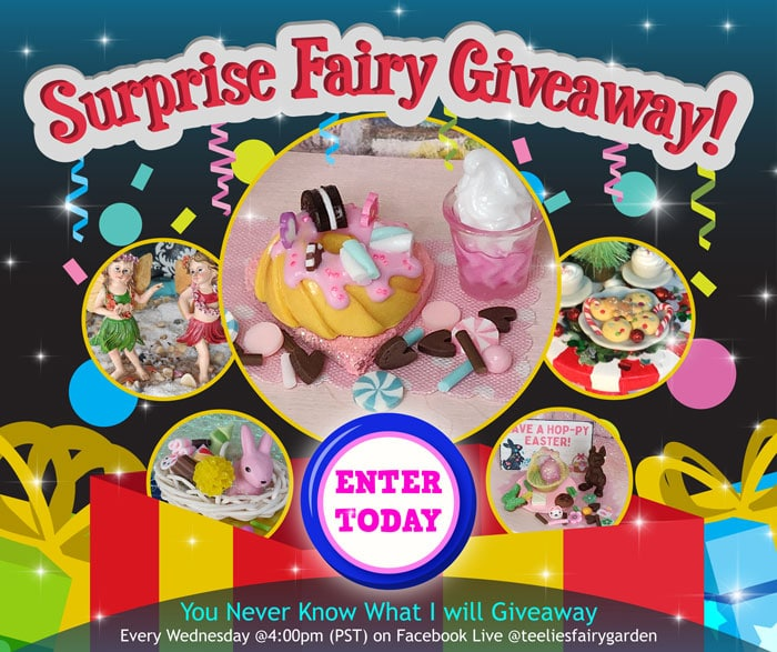 surprise fairy giveaway