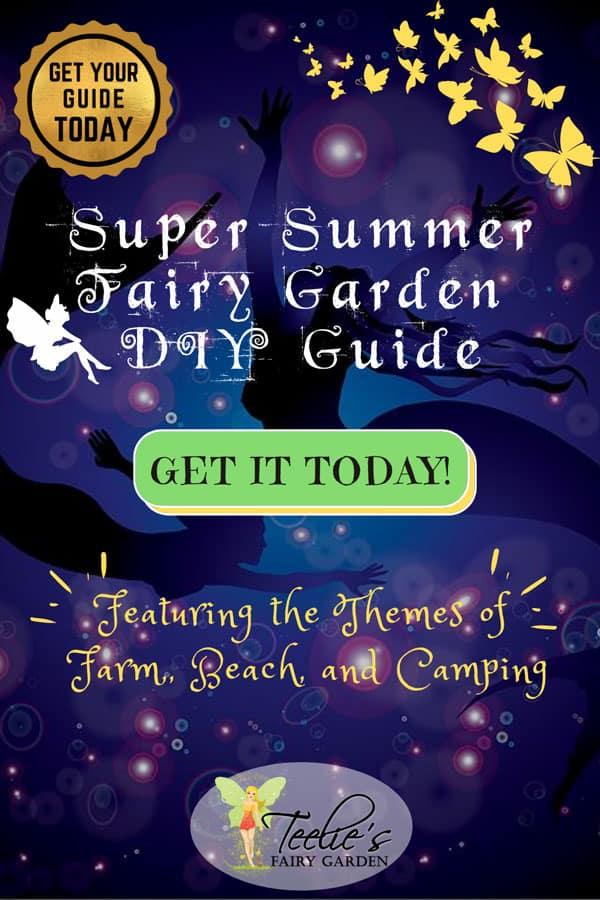 Summer Diy Fairy Banner Sidebar