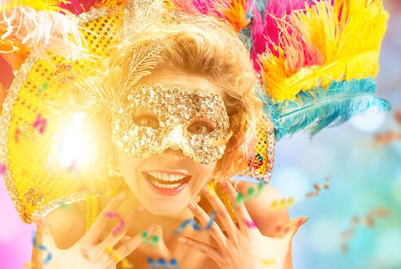 Fabulous Fairy Masks