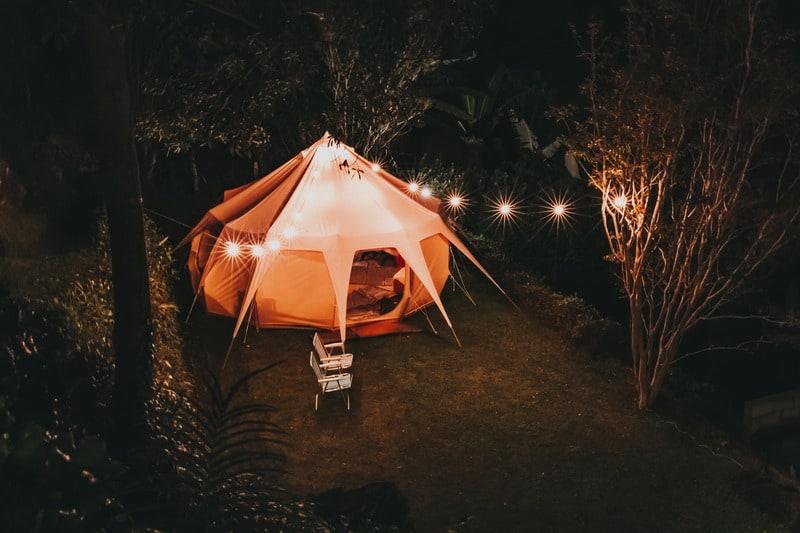 Magical Fairy Garden Ideas – The Fairies Go Camping