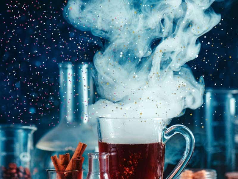 Help The Wee Folk Create Their Magical Winter Wonderland Cookbook