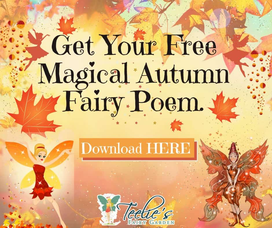 Magical Autumn Fairy Poem