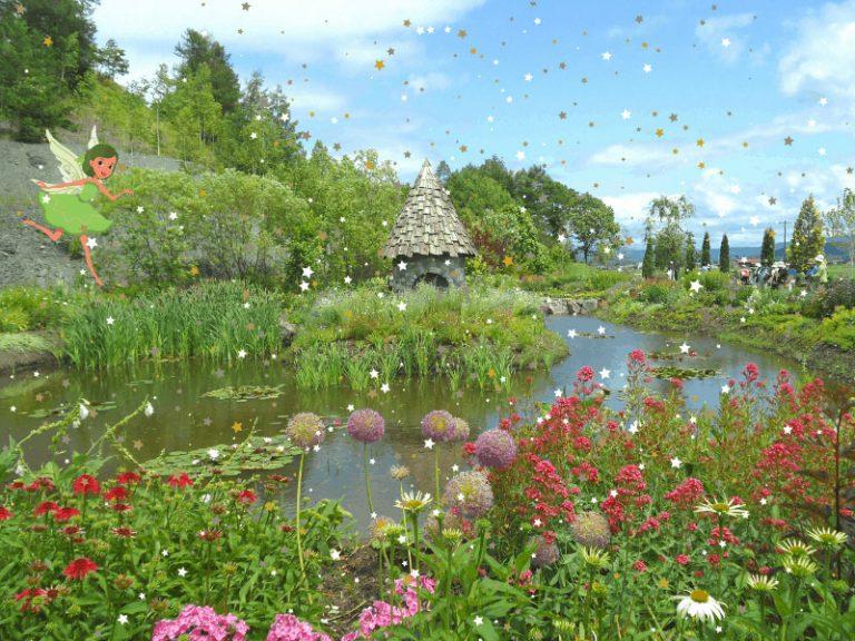 St. Patrick's Fairy Garden