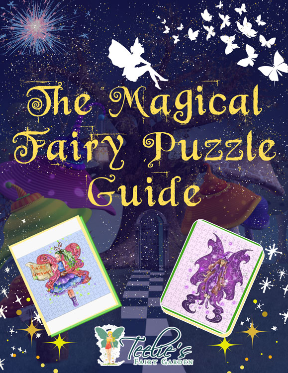 cover magical fairy puzzle guide