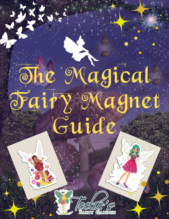 covere magical fairy magnets guide