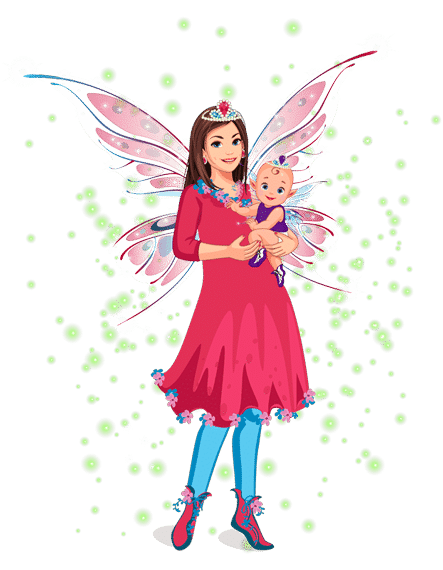 mariane mothers day fairy