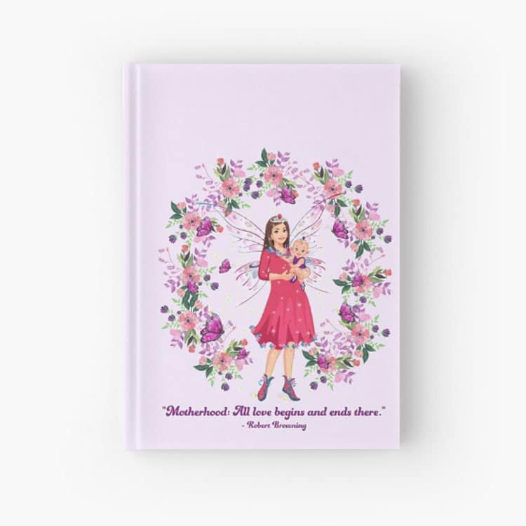 mothers dayhardcover journal