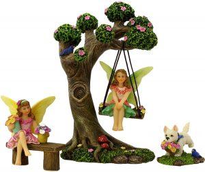 pretmanns fairy garden fairies accessories