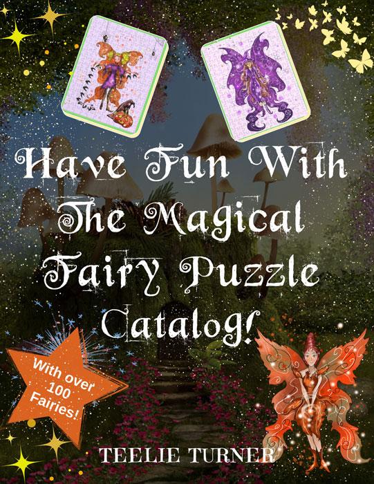 the magical fairy puzzle catalog