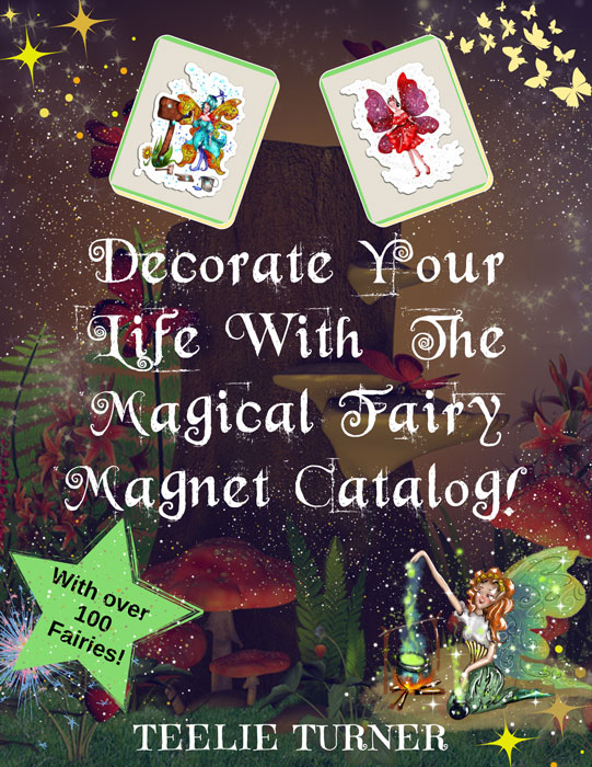 updated the magical fairy magnet catalog