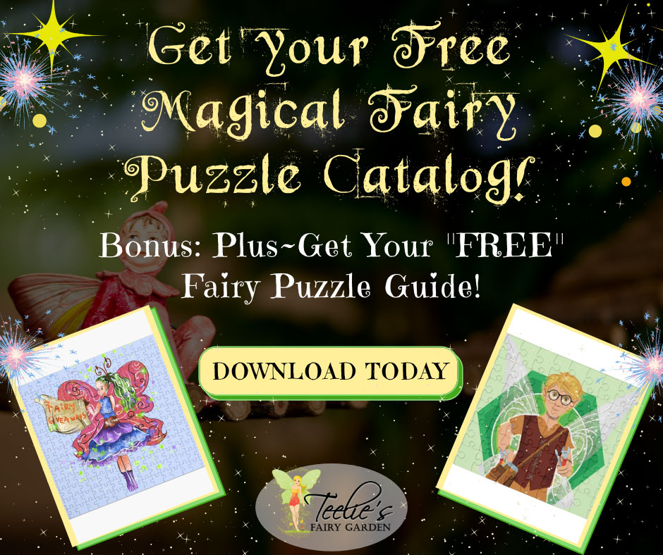 catalog magical fairy puzzle banner