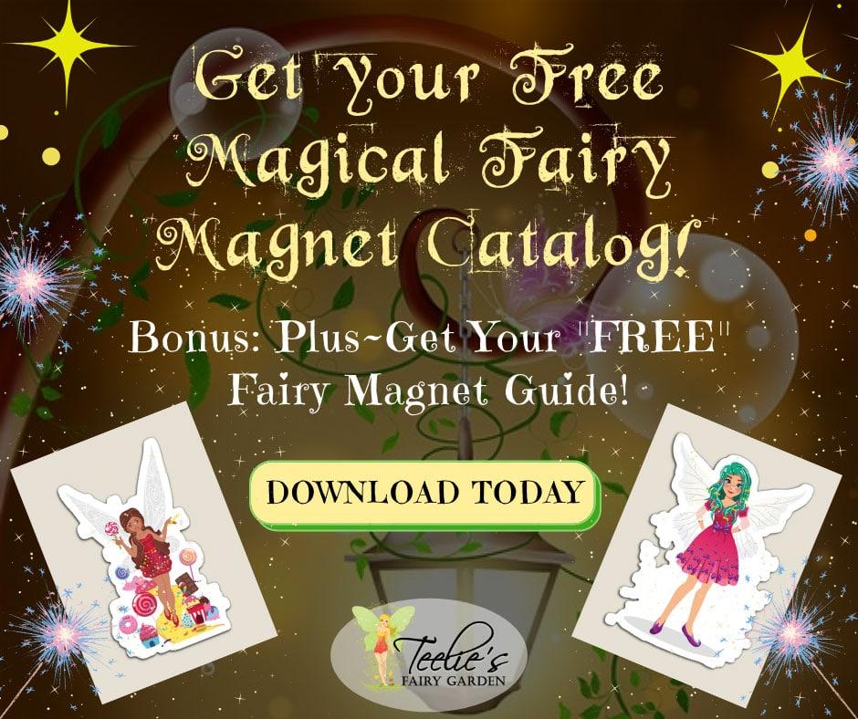 catalog magnet magical fairy facebook banner