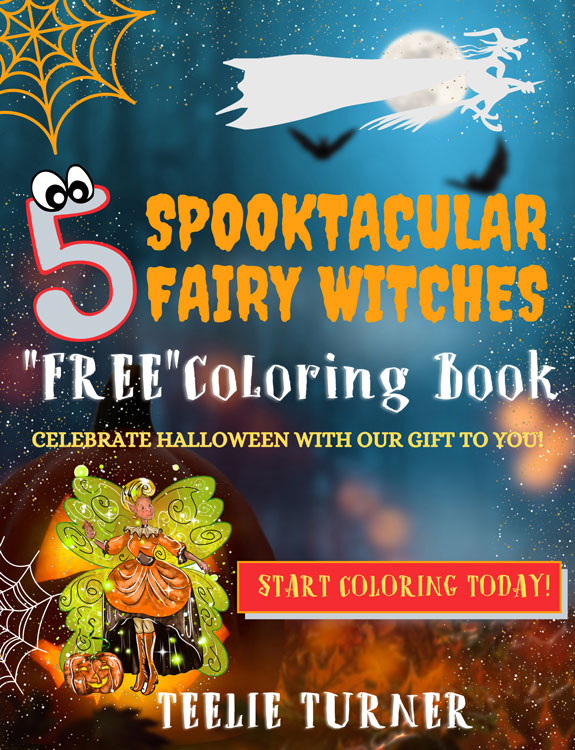 cover free halloween coloring book 8.625x11