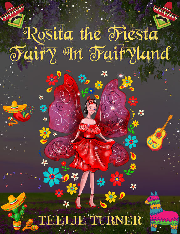 cover rosita the fiesta fairy in fairyland booklet