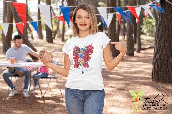 patriotic patsy tshirt