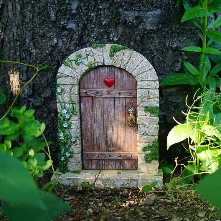 fairy garden doors image 2
