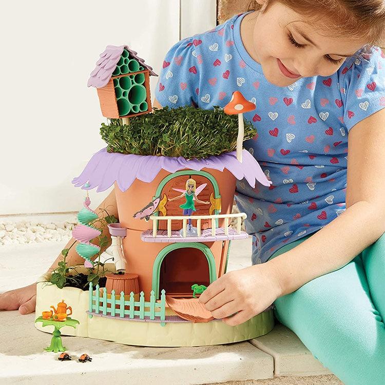 fairy garden kits for children image