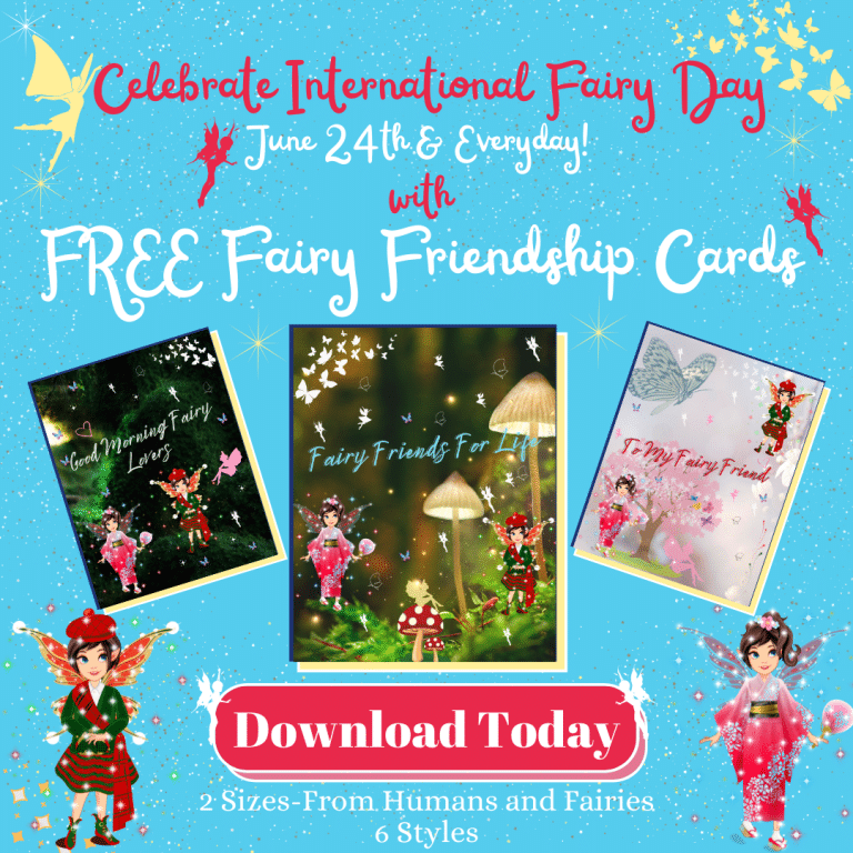 ig banner of fairy friendship cards
