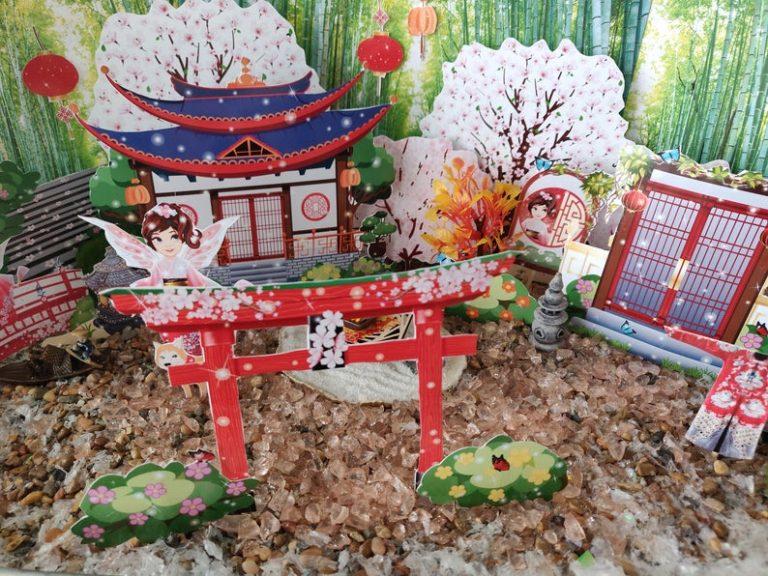 iaada fairy garden japan