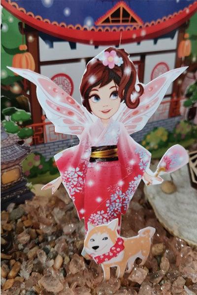 iaada the international fairy visits japan, digital download