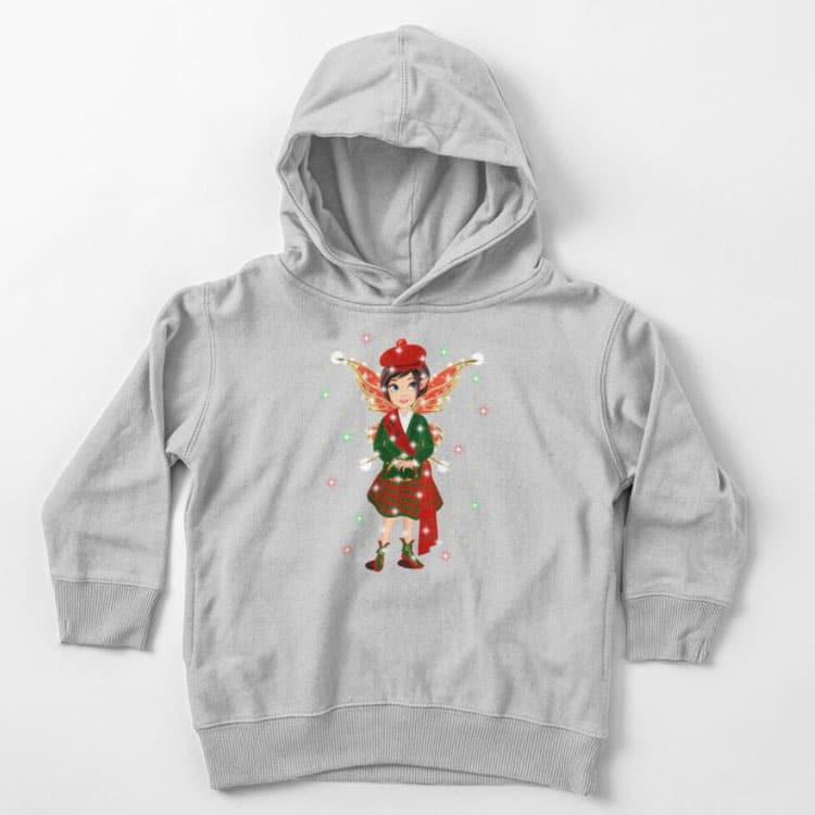 iaada toddler pullover hoodie