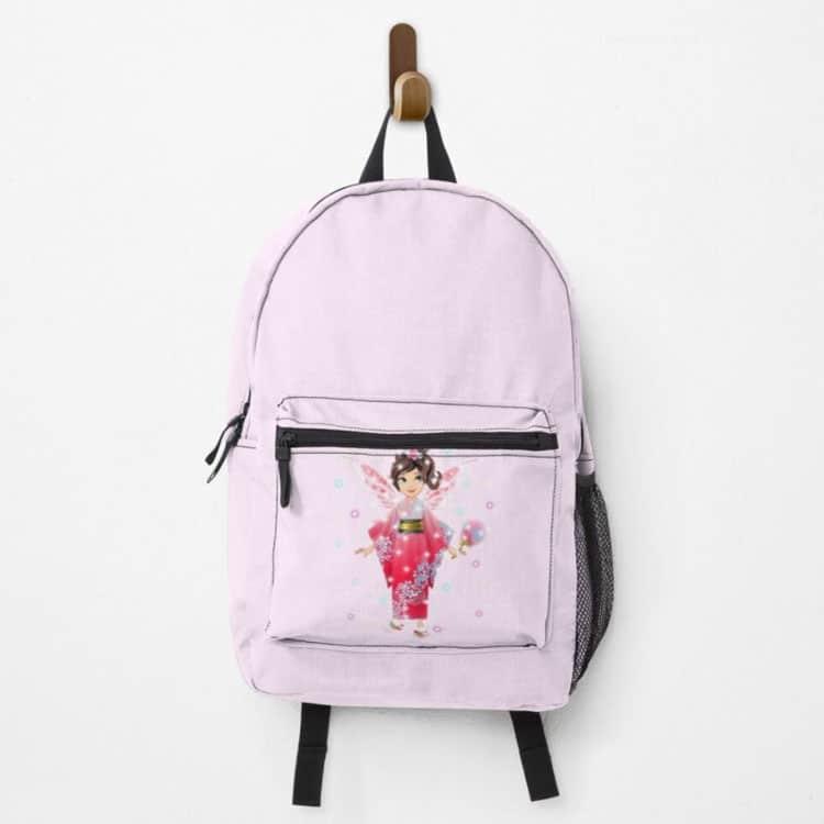 iaada the international fairy – japanese backpack