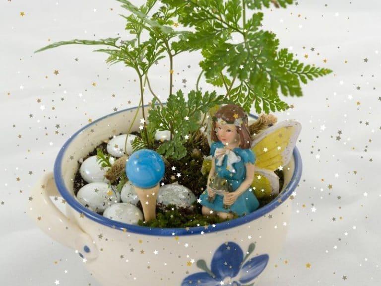 Invite Fairy Friends to Live in Your Fairy Garden