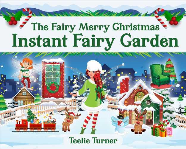fairy merry christmas, digital download