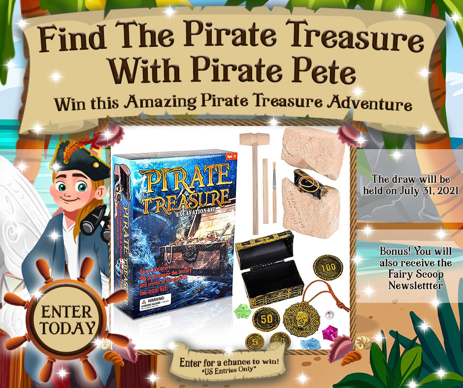 july pirate pete giveaway