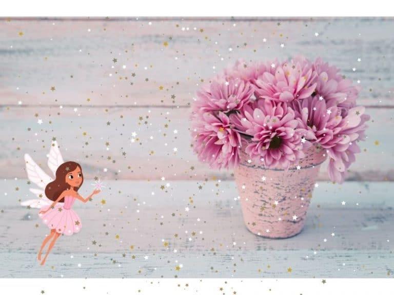 Shabby Chic Miniatures for Your Fairy Garden or Dollhouse
