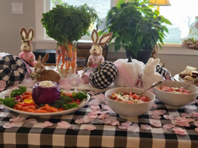 Rabbit Tea Party