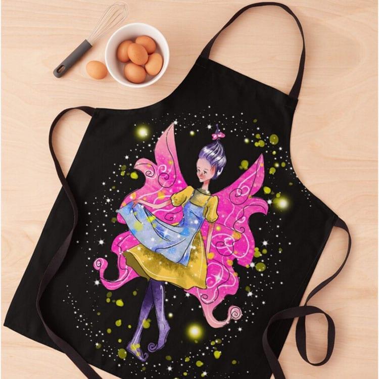 abella the apron fairy apron
