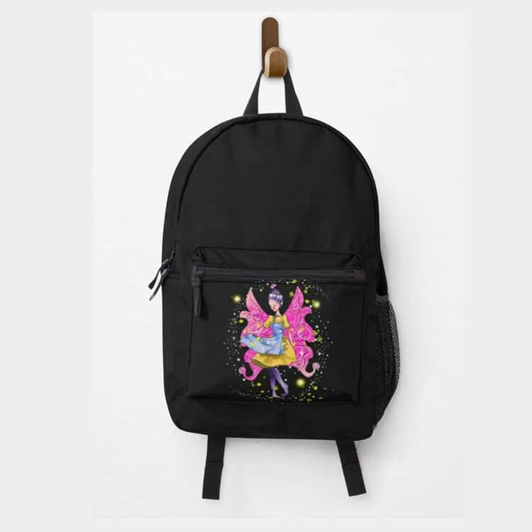 abella the apron fairy backpack
