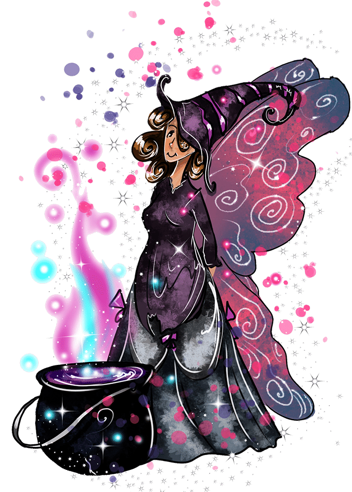 chef gardenia fairy