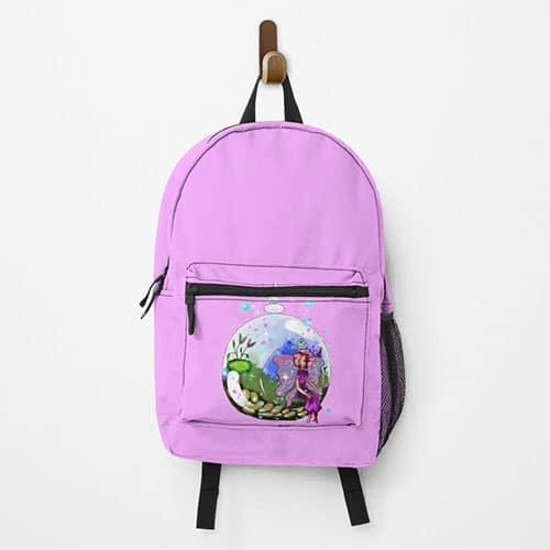 idalis the indoor gardening fairy bagpack