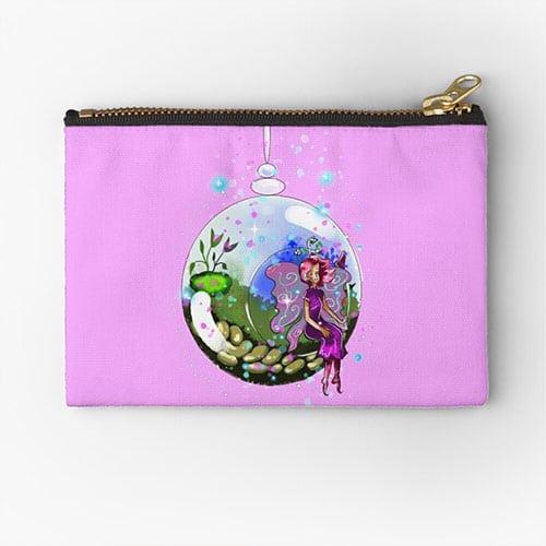 idalis the indoor gardening fairy pouch