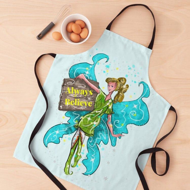 iva the inspirational fairy apron