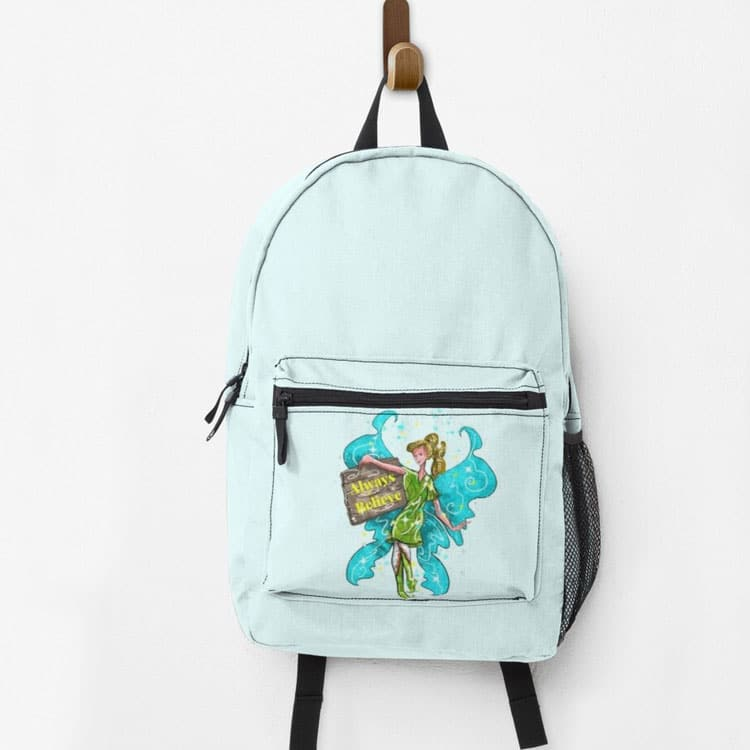 iva the inspirational fairy backpack