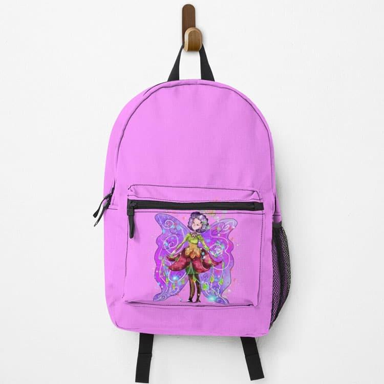 jenessa the jewelry fairy bagpack