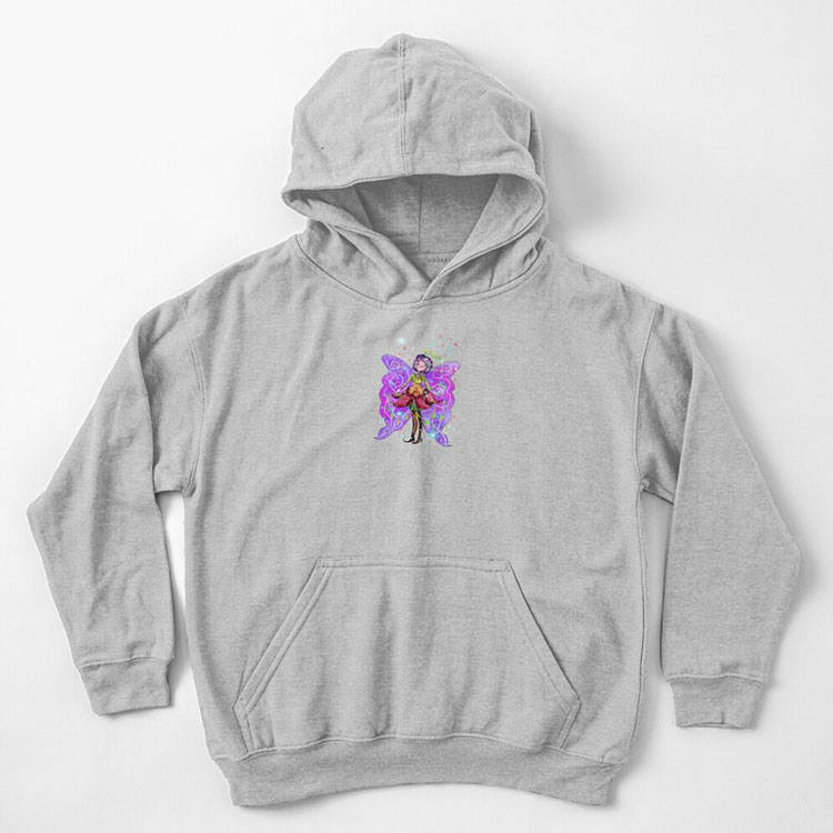 jenessa the jewelry fairy toddler jacket