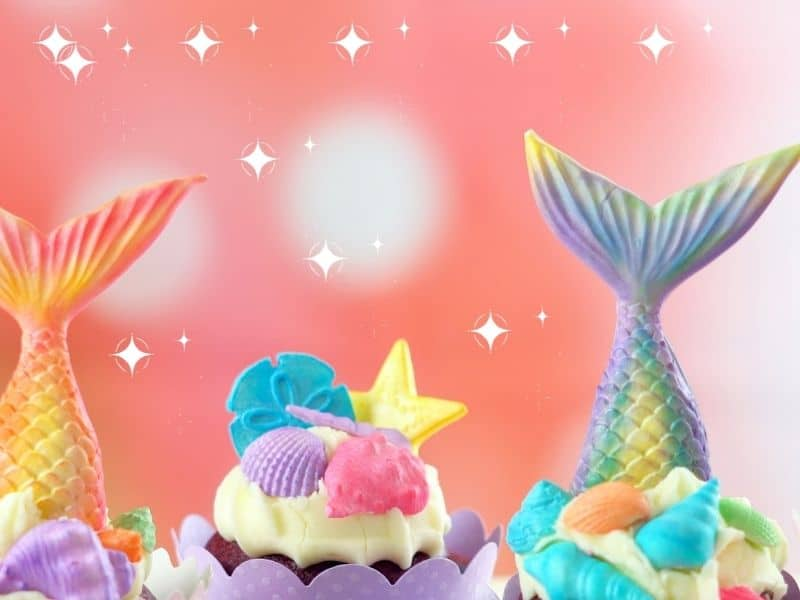 Adorable Cake Toppers For Your Fairy Garden