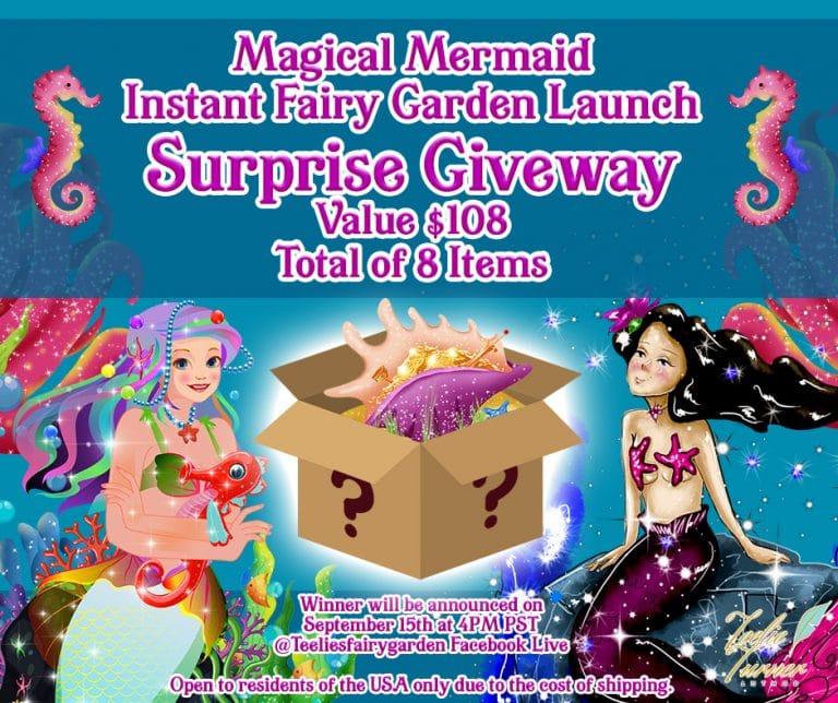 mermaid giveaway banner