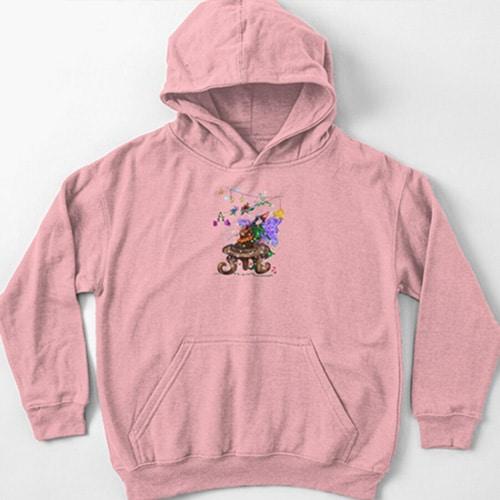 parigold kid hoodie