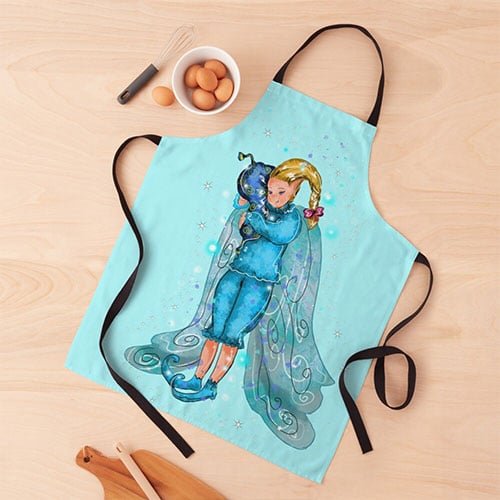 pooky apron