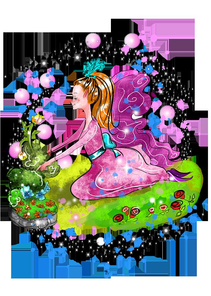 qiana the outdoor gardening fairy