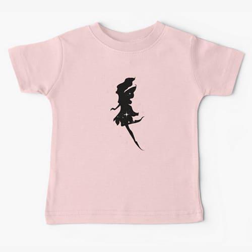 shadow fairy baby tshirt