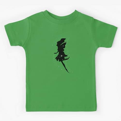 shadow fairy kid tshirt