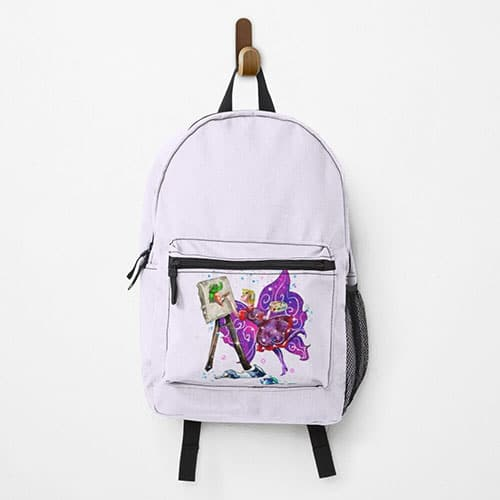 tianna the t shirt fairy bagpack